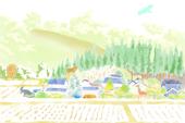 湖北サイクル-観音篇-フライヤー